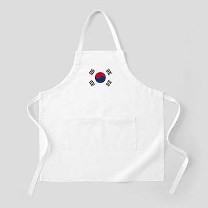 South Korean Flag BBQ Apron