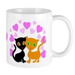 Kitty Cat Love Mug