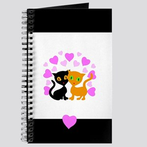 Kitty Cat Love Journal