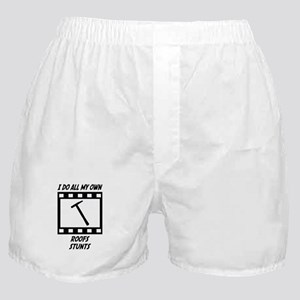Roofs Stunts Boxer Shorts