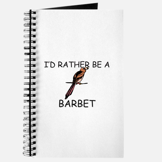 I'd Rather Be A Barn Owl Journal