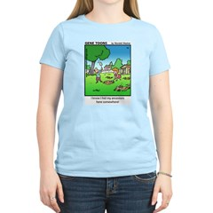 #15 Hid my ancestors Women's Light T-Shirt