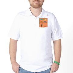 #16 Cain's family tree Golf Shirt
