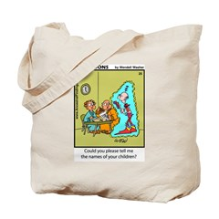 #25 Time traveller Tote Bag