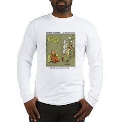 #26 Good news Long Sleeve T-Shirt