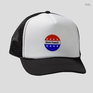 Chris Powell Kids Trucker hat