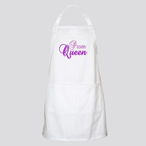 """Prom Queen """"Label Me"""" BBQ Apron"""