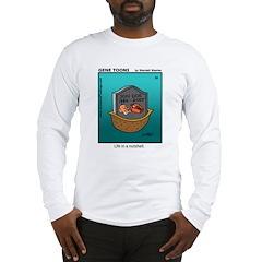 #28 In a nutshell Long Sleeve T-Shirt