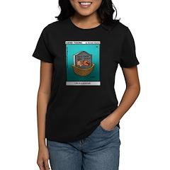 #28 In a nutshell Women's Dark T-Shirt