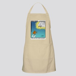 #29 Called up yonder BBQ Apron