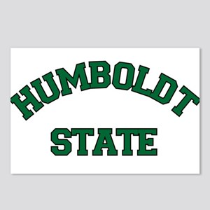 Humboldt State Postcards (Package of 8)