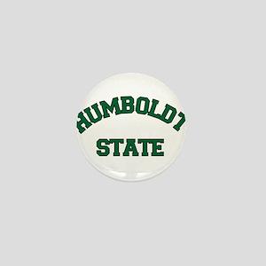 Humboldt State Mini Button