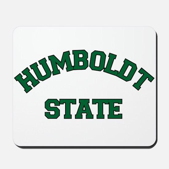 Humboldt State Mousepad
