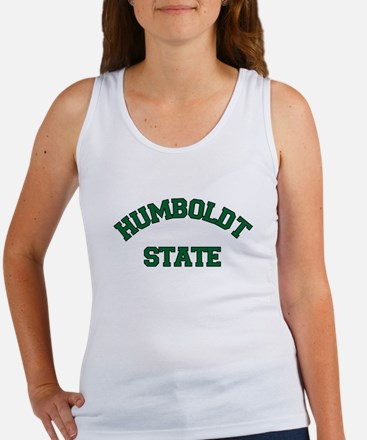 Humboldt State Women's Tank Top