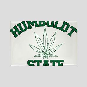 Humboldt Pot State Rectangle Magnet