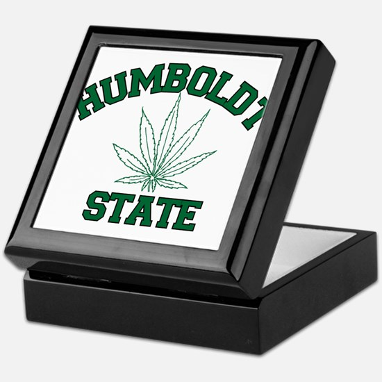 Humboldt Pot State Keepsake Box
