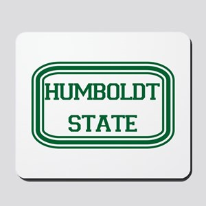 Humboldt State Rect Mousepad