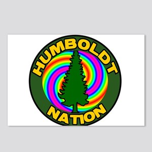 Humboldt Psych Nation Postcards (Package of 8)