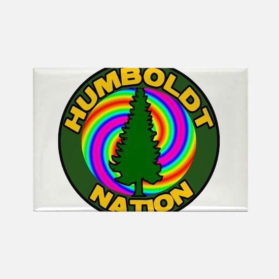 Humboldt Psych Nation Rectangle Magnet