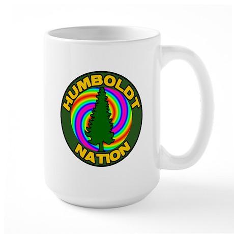 Humboldt Psych Nation Large Mug