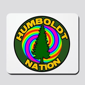 Humboldt Psych Nation Mousepad
