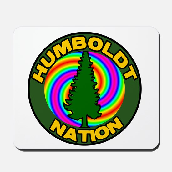 Humboldt Psych Nation Mousepad