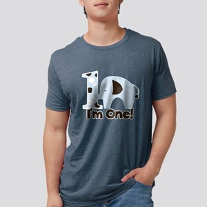 Im ONE Blue elephan T-Shirt