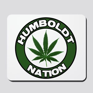 Humboldt Pot Nation Mousepad