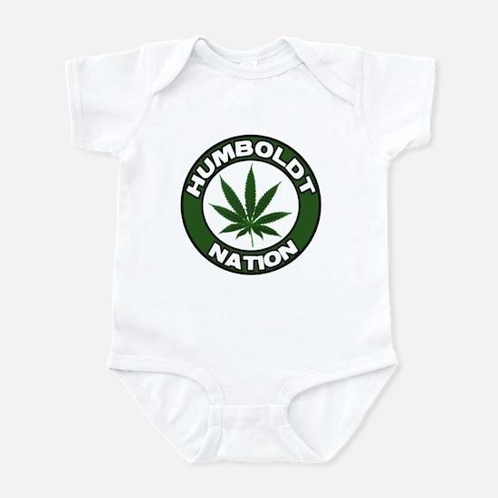 Humboldt Pot Nation Infant Bodysuit