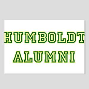Humboldt Block Alumni Postcards (Package of 8)