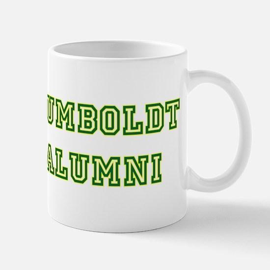 Humboldt Block Alumni Mug