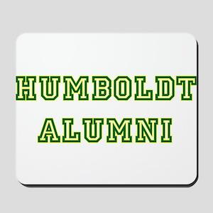 Humboldt Block Alumni Mousepad