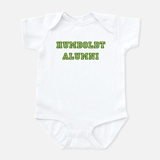 Humboldt Block Alumni Infant Bodysuit