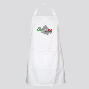 Proud to be Abruzzese! BBQ Apron