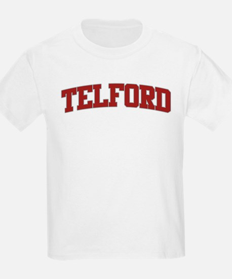 TELFORD Design T-Shirt
