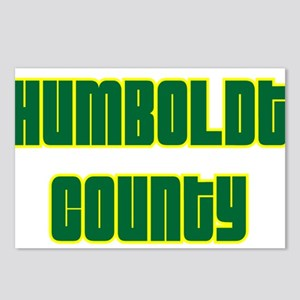 Humboldt County Postcards (Package of 8)