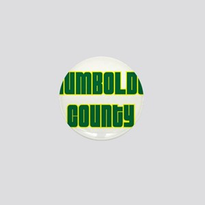 Humboldt County Mini Button
