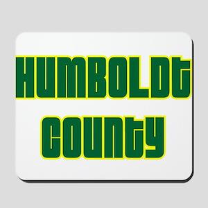 Humboldt County Mousepad