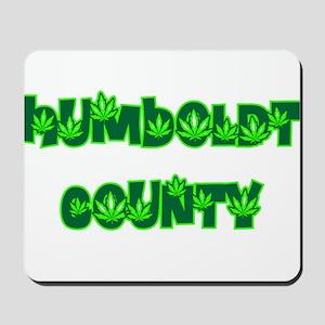 Humboldt County Pot Mousepad