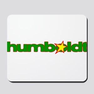 Humboldt Star Mousepad