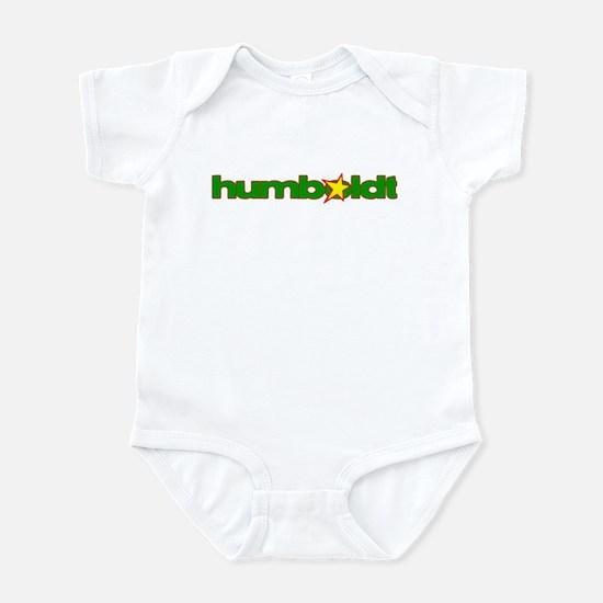 Humboldt Star Infant Bodysuit