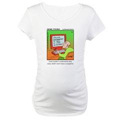 #42 No snapshot Shirt