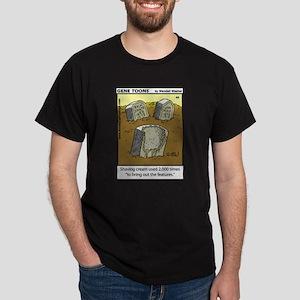 #44 Shaving cream Dark T-Shirt