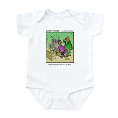 #51 Lots o' ram Infant Bodysuit