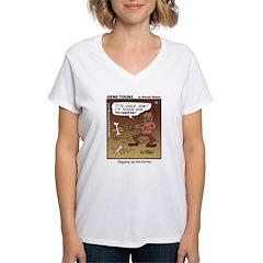 #55 Digging up Shirt