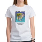#56 Foreign language Women's T-Shirt