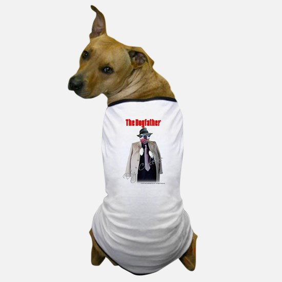 Dog Corleone- The Dogfather Dog T-Shirt