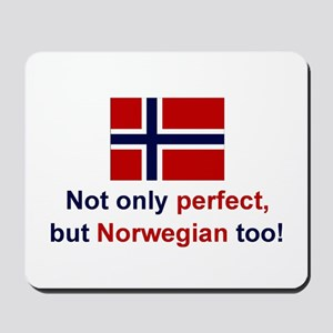 Perfect Norwegian Mousepad