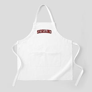 SORIANO Design BBQ Apron