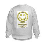 Happy Is He Whom Keeps Torah Kids Sweatshirt